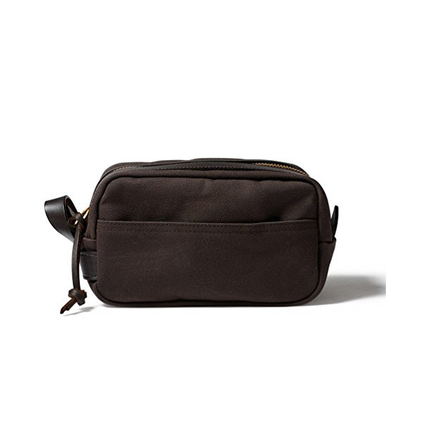 Filson Travel Kit Brown
