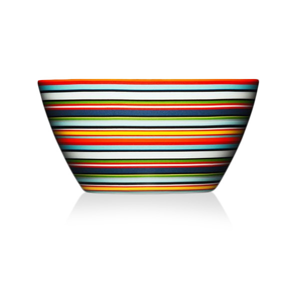 Iittala Origo Bowl, Orange