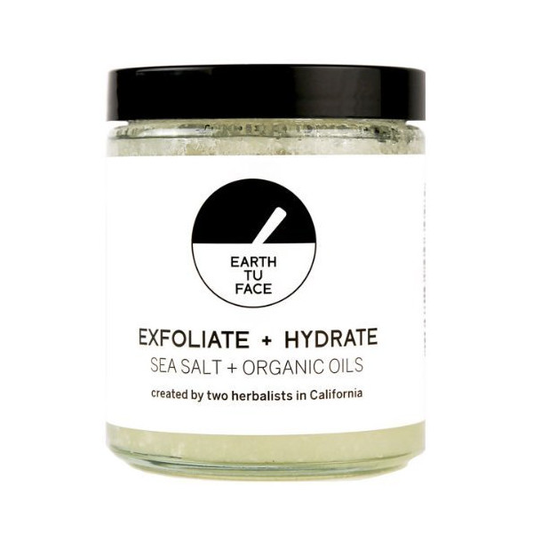 Earth Tu Face Salt Scrub