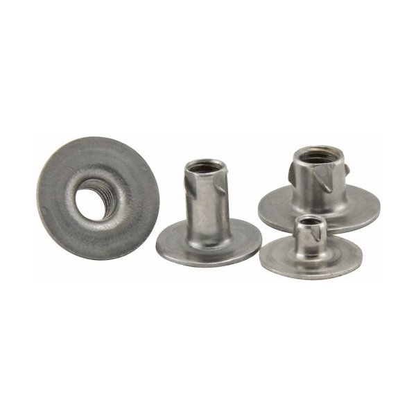 """Platte River 154472, Fasteners, Knock Down (kd), 5/16-18 X 3/8"""" Propell Nuts, 10 Each"""