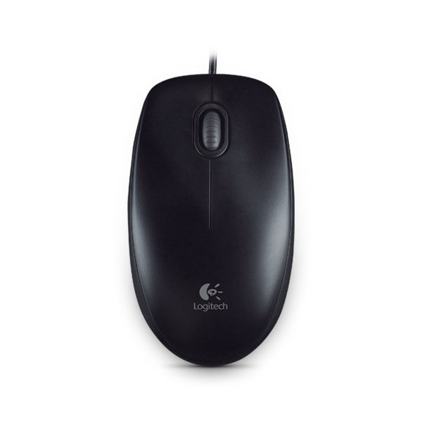 B100 OPTIC MOUSE F/BUSINESS BL - Maus