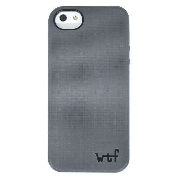 SlimClip Case by theWTFactory | for iPhone 5 & iPhone 5S (Grey)