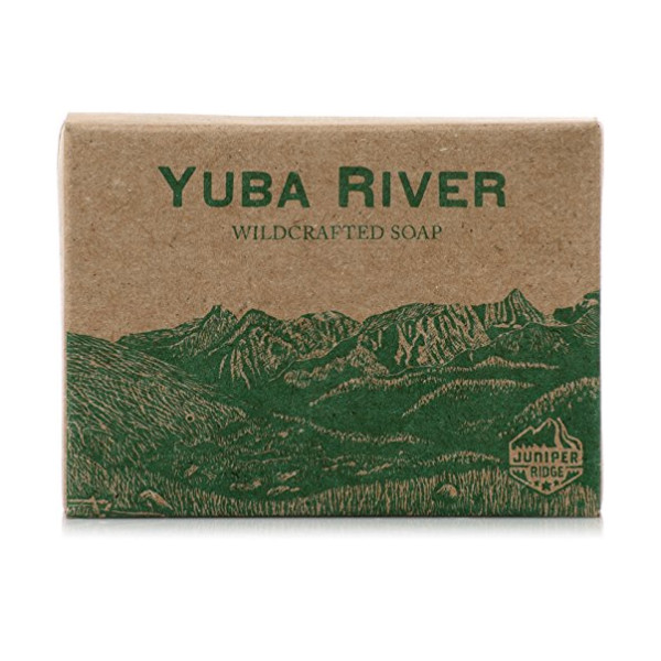 Juniper Ridge Yuba River Soap