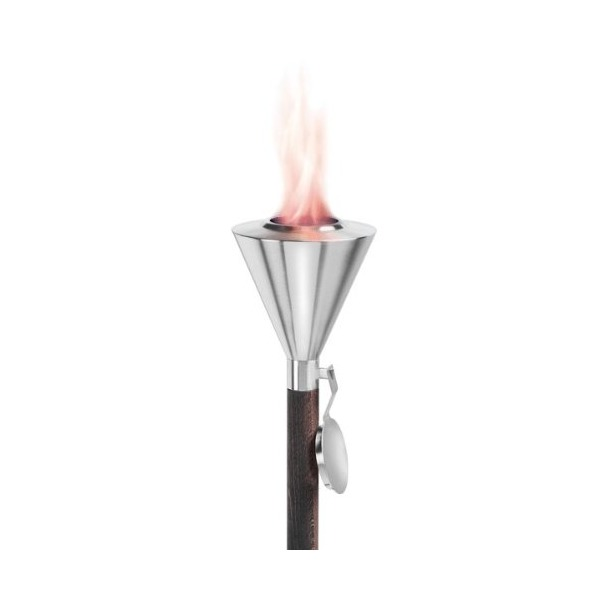 blomus 65032 Garden Torch For Burning Gel