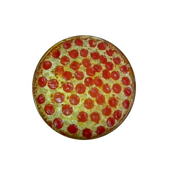 DogZZZZ Pizza Bed - Small Round