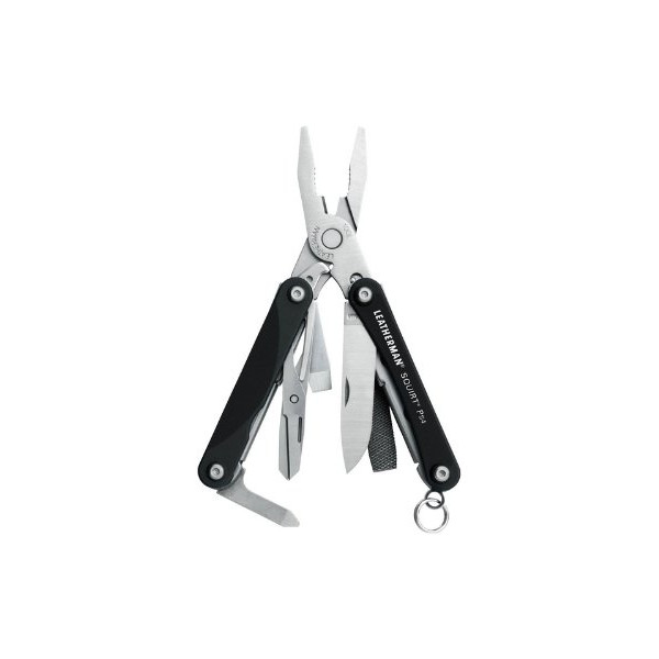 Leatherman Squirt PS4-Black