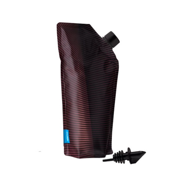 Vapur AfterHours Flexible Wine Carrier (750ML / 25oz)