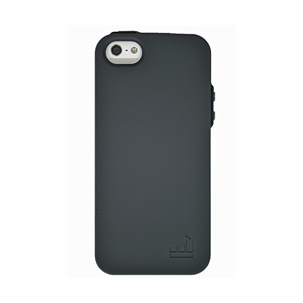SlimClip Case V2 for iPhone 5 & iPhone 5S by theWTFactory (Grey)