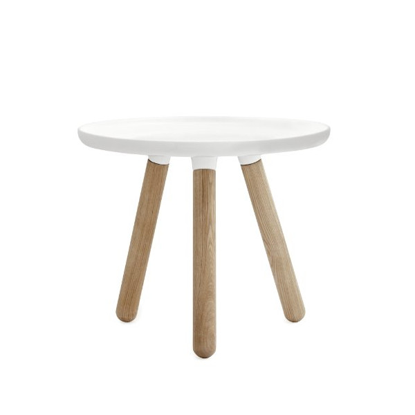 Tablo Table, Small, White