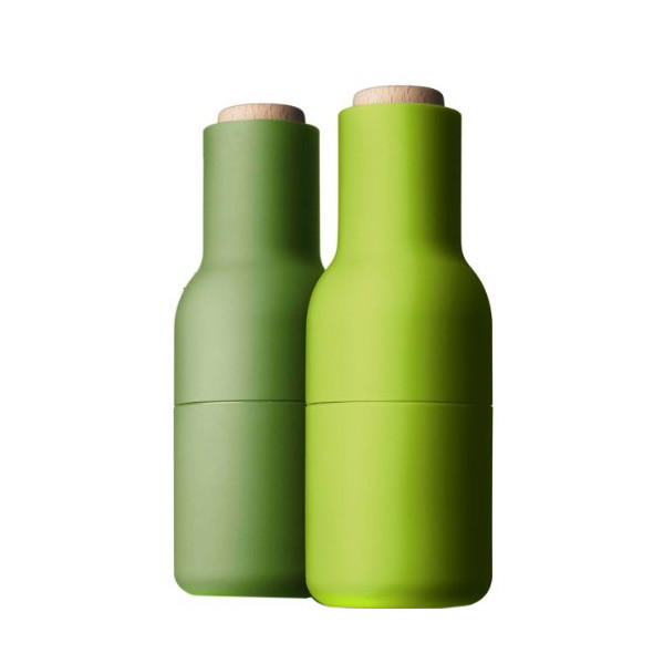 Menu 2-Pack Bottle Grinder, Small, Greens