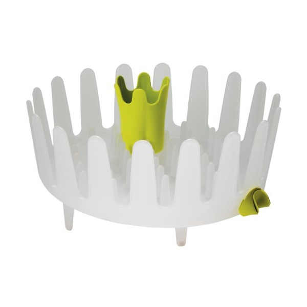 Chef'n CleanGenuity Garden Dish Rack, Avocado