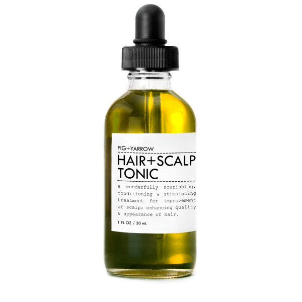 FIG+YARROW Organic Hair + Scalp Tonic - 1 oz