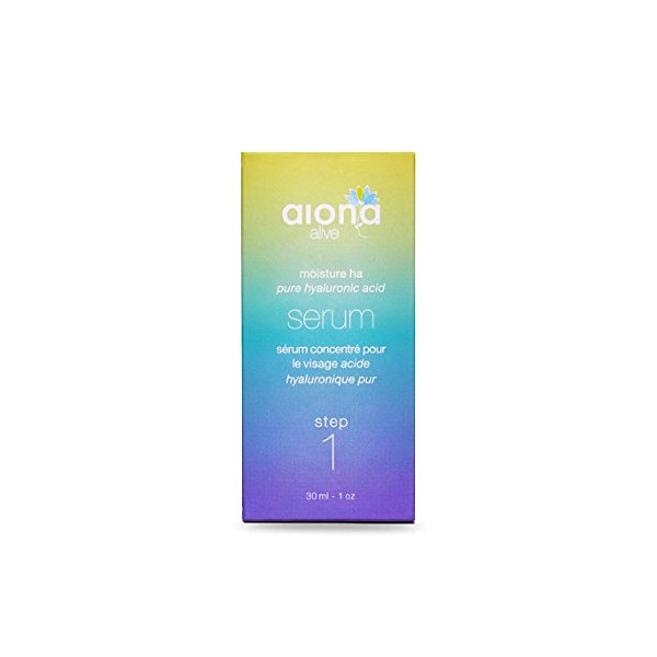 Moisture HA Serum Premium Hyaluronic Acid for the Face