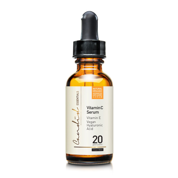 Candid Essentials Organic Vitamin C Serum