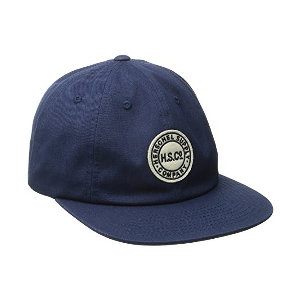 Herschel Supply Co. Men's Glenwood Hat, Navy, One Size