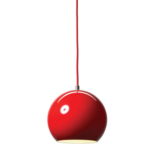 VP6 Topan Pendant Light - Red