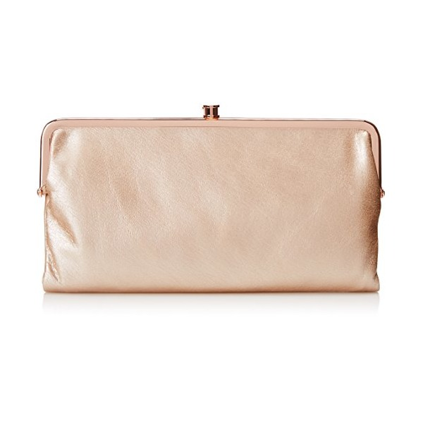 HOBO Vintage Lauren Wallet, Blush, One Size