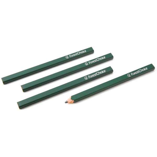 ForestChoice Carpenter Pencils, 36 Pack