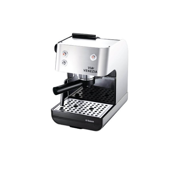 Philips Saeco RI9367/47 Via Venezia Espresso Machine, Stainless Steel