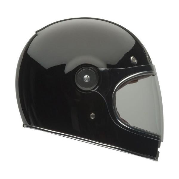Bell Solid Adult Bullitt Street Bike Motorcycle Helmet - Black - Small