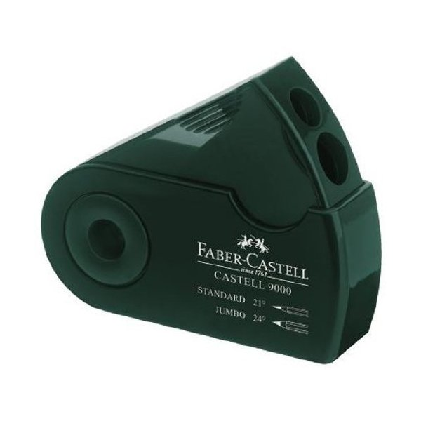 Faber-Castell 9000 2-Hole Sharpener