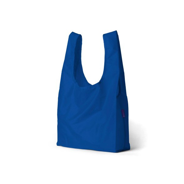 BAGGU Standard Reusable Shopping Bag Blue