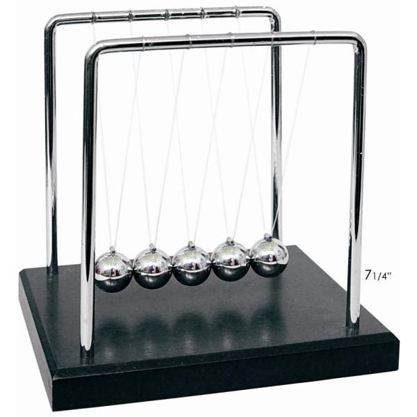 Newtons Cradle Balance Balls 7 1/4 inch