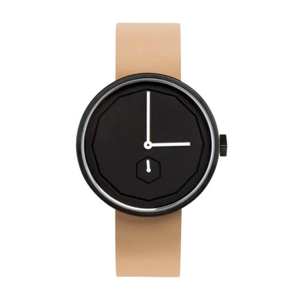 AARK Collective Classic Neu Watch, Black
