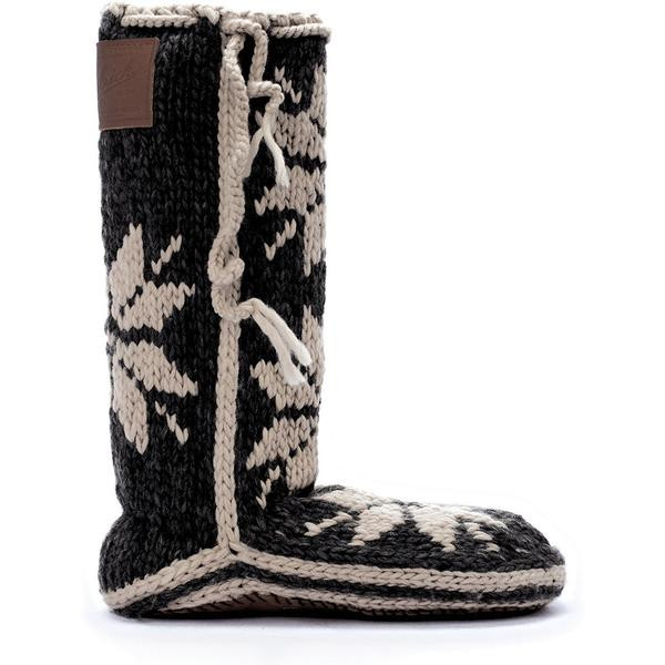 Woolrich Chalet Sock Winter Boot, Black