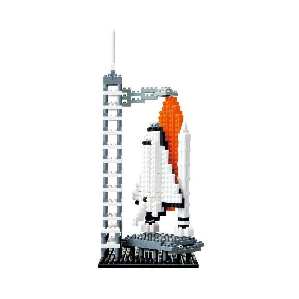 Nanoblock Space Shuttle