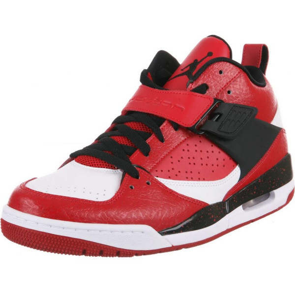Jordan Mens Flight 45 GYM RED/WHITE//BLACK 644846-601 15