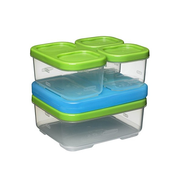 Rubbermaid LunchBlox Sandwich Kit, 1806231