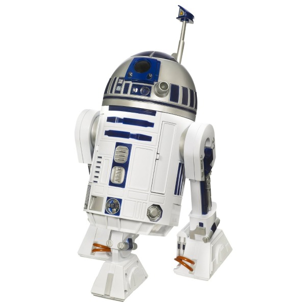 Star Wars R2-D2 Interactive Astromech Droid, 12.1 x 12.8 x 17.9 -Inch