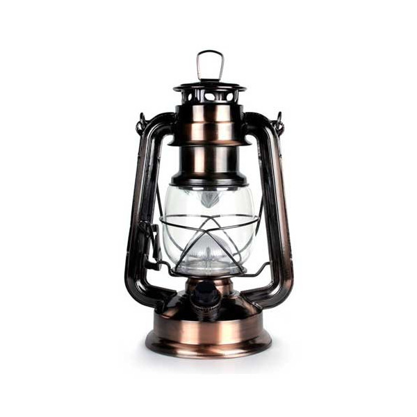 WeatherRite 15 LED Outdoor Traditional Look Lantern with efficient LED lighting