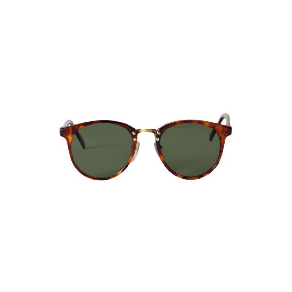 Franklin Sunglass Large-Tortoise