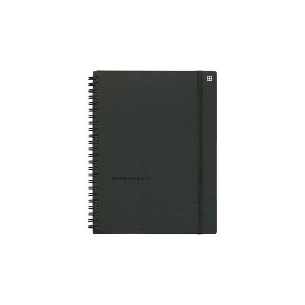 Whitelines LINK Hard Cover Wirebound A5 Ruled Notebook