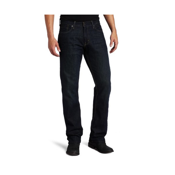 Levi's Men's 514 Straight Jean, Kale, 34x32
