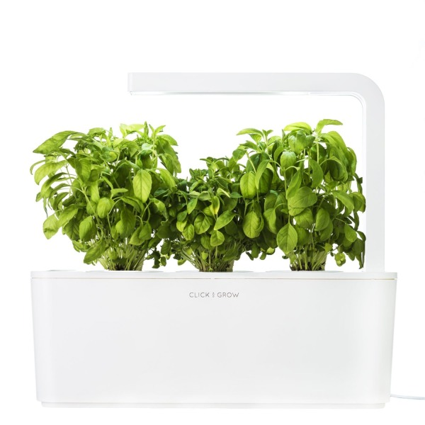 Click & Grow Smart Herb Garden Indoor Grow Kit