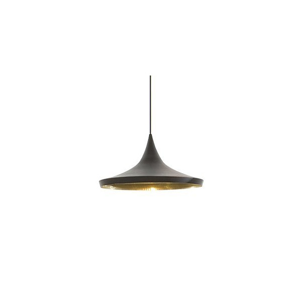 Beat Light Pendant - Wide by Tom Dixon