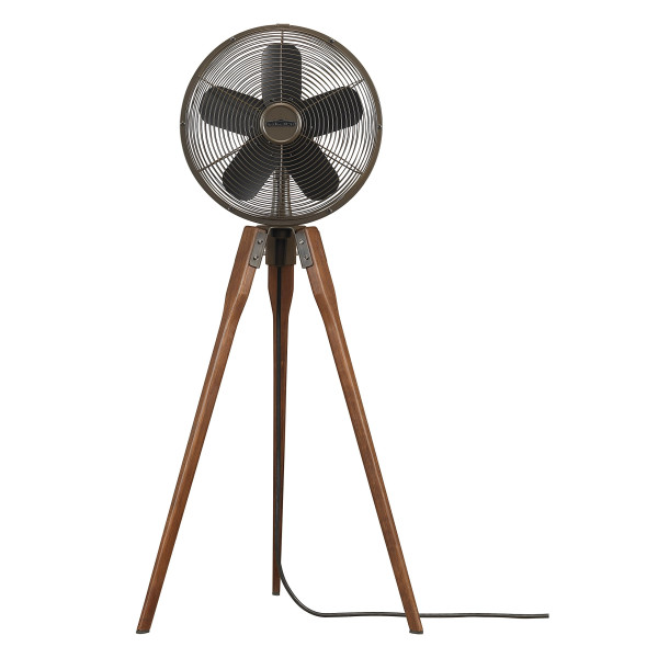 Fanimation Arden Pedestal Fan, Oil Rubbed Bronze