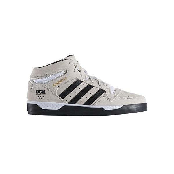 Adidas Mens Locator Mid Shoes Mist StoneCore BlackFTW White 10UK 105 D US Men