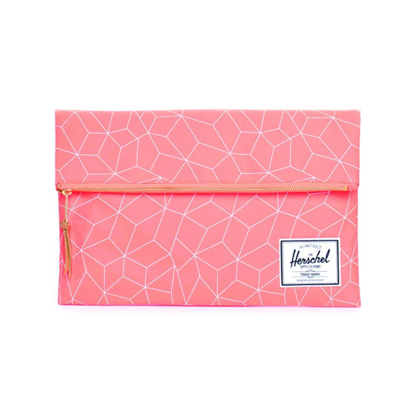 Herschel Supply Co. Carter's Pouch, Neon Sequence