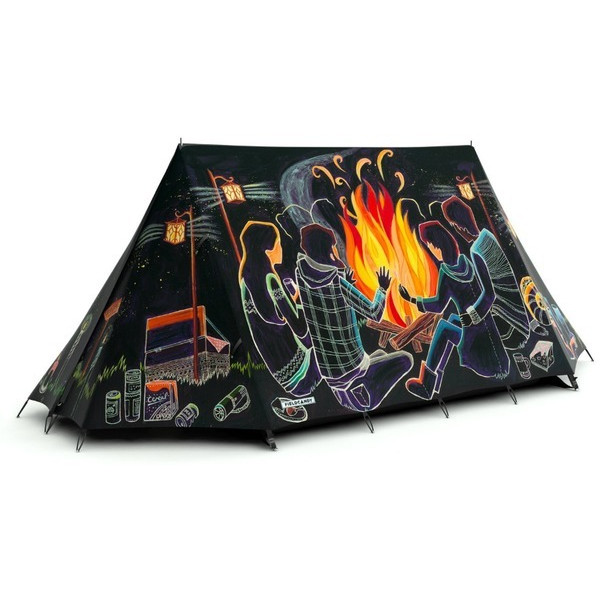 By the Light of the Fire 2-Person Tent