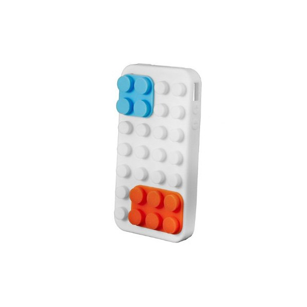 Lego Brick Block Silicone iPhone 5 Case