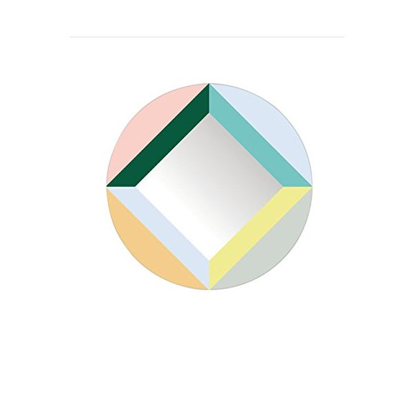 Round Square Mirror designed by Clara von Zweigbergk for Domestic