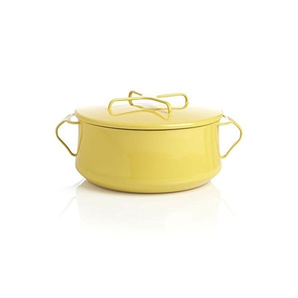 Dansk Kobenstyle Light Yellow Casserole, 2-Quart