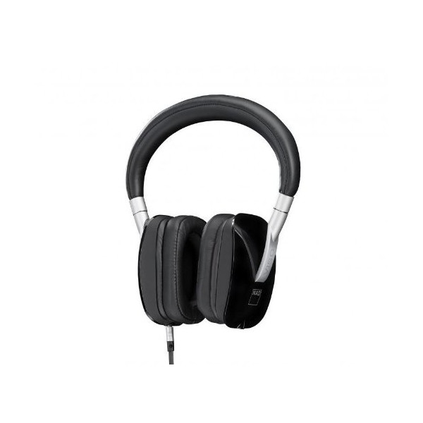 NAD Electronics VISO HP50 Noise-Isolating Over-Ear Headphones (Black)