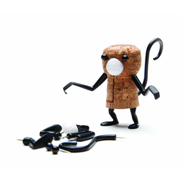 Corkers Animal Kits, Monkey