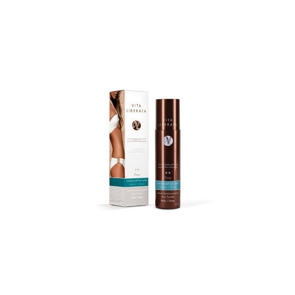 Vita Liberata Deep Self Tan Lotion-6.76 oz.