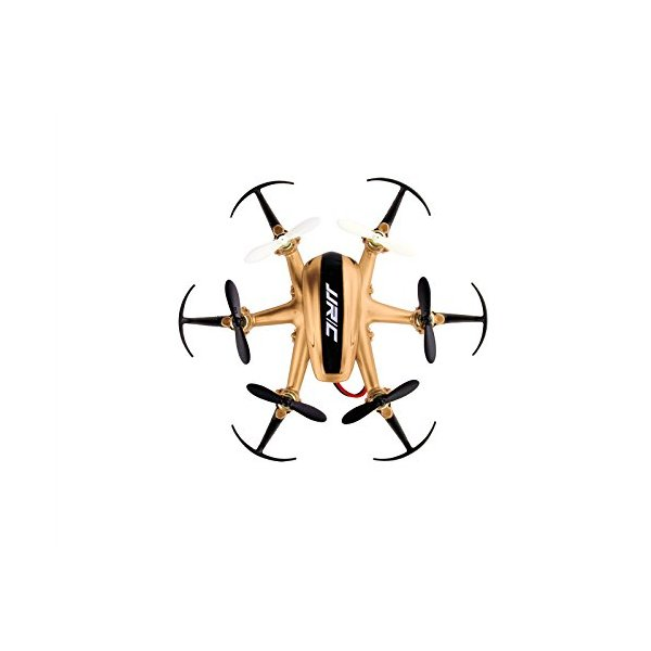JJRC H20 Nano Hexacopter 2.4G 4CH 6Axis Headless Mode RTF (Golden)